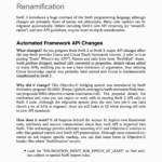 Renamification